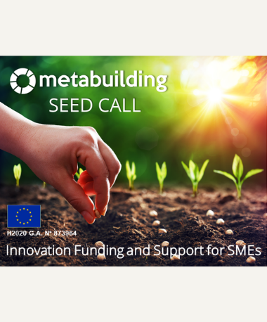 METABUILDING | SEED Innovation Vouchers